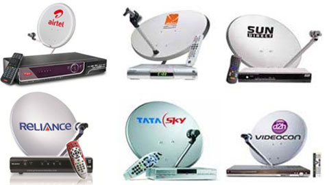 dth services in india
