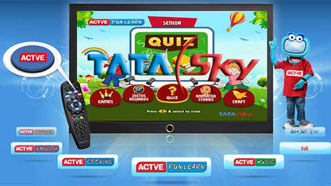 Tata Sky Set Top Box