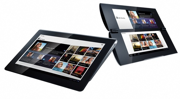 Sony S and Sony P TABLETS