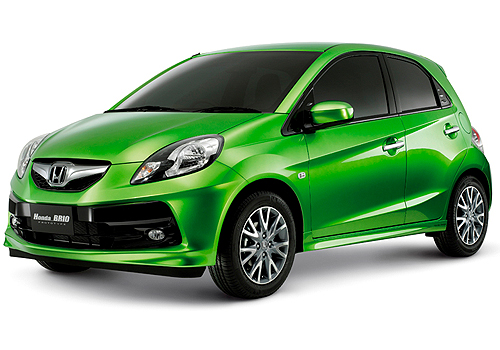 Honda Brio Features