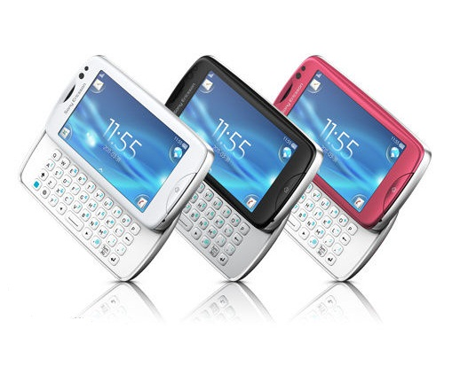 Sony Ericsson txt Pro Features Sony Ericsson txt pro Specifications and Features