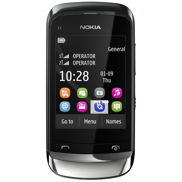 Nokia C2-06 features
