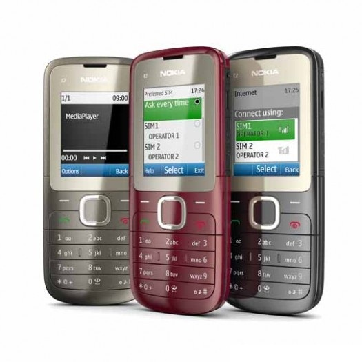 Nokia C2 FEATURES