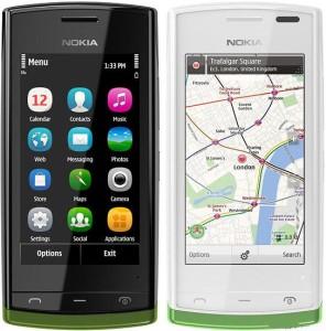 nokia 500 mobile