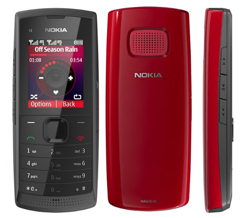 nokia x1-01 features