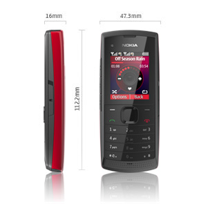 nokia x1-01 specifications