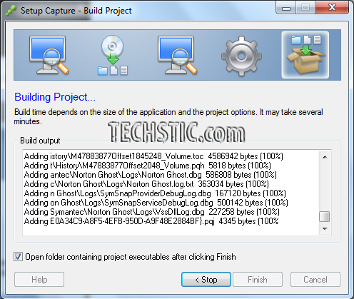 Building Project VMware ThinApp