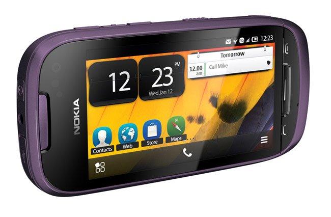 Nokia 701 Features