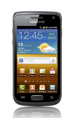 Samsung Galaxy W specifications