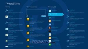 Windows 8 Twitter Application