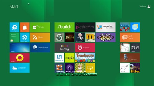 Install Windows 8