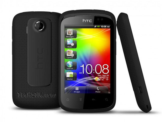 HTC Explorer Specifications and Features