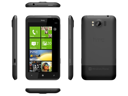 HTC TITAN SPECIFICATIONS