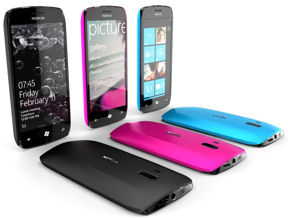 Nokia Windows Phones Specifications
