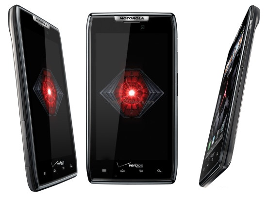 Motorola DROID RAZR features