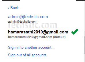 Switch Multiple Gmail Account 2