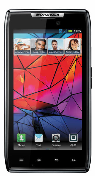 motorola droid razr specifications