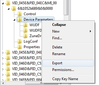 export REGEDIT How to Enable USB Mass Storage Mode in Nokia Lumia 800
