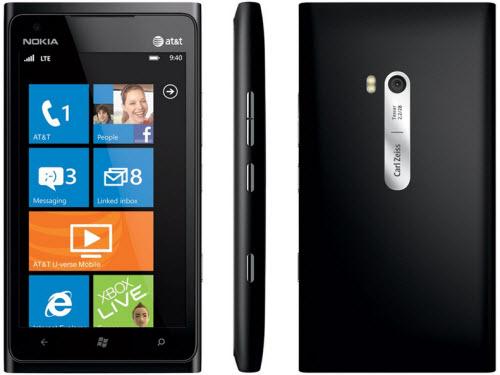 Nokia lumia 900 camera