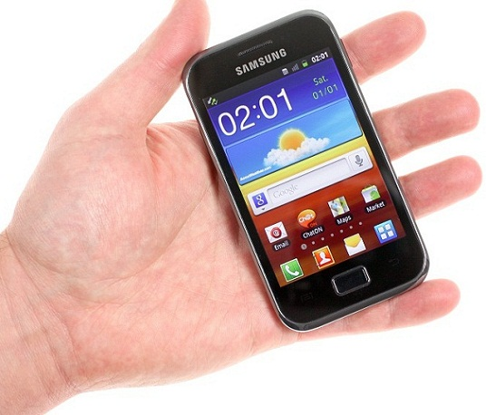 Samsung GALAXY Ace Plus Price