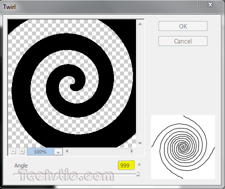 Twirl Filter