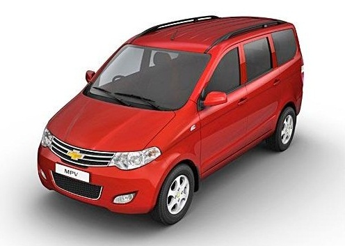 Chevrolet Enjoy Features and Specifications Review, Price Details : Chevrolet Enjoy Price