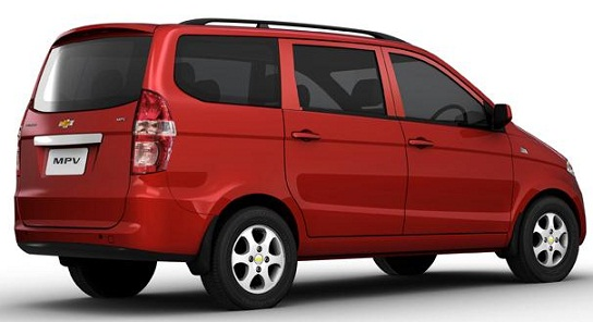 chevrolet enjoy price