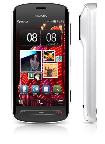 Nokia 808 PureView Features and Specifications