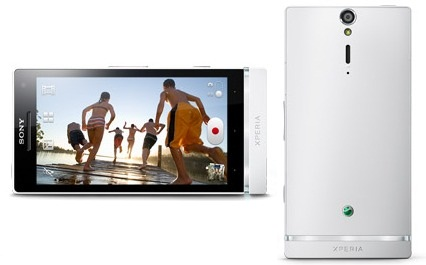 Sony Xperia S Specifications