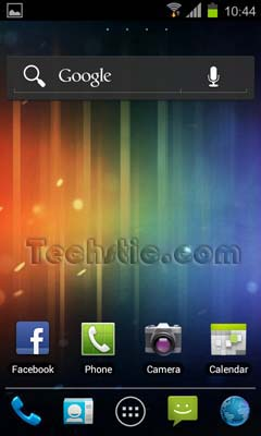 Go Launcher Ice Cream Sandwich Theme