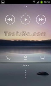 Go Locker with Music Player