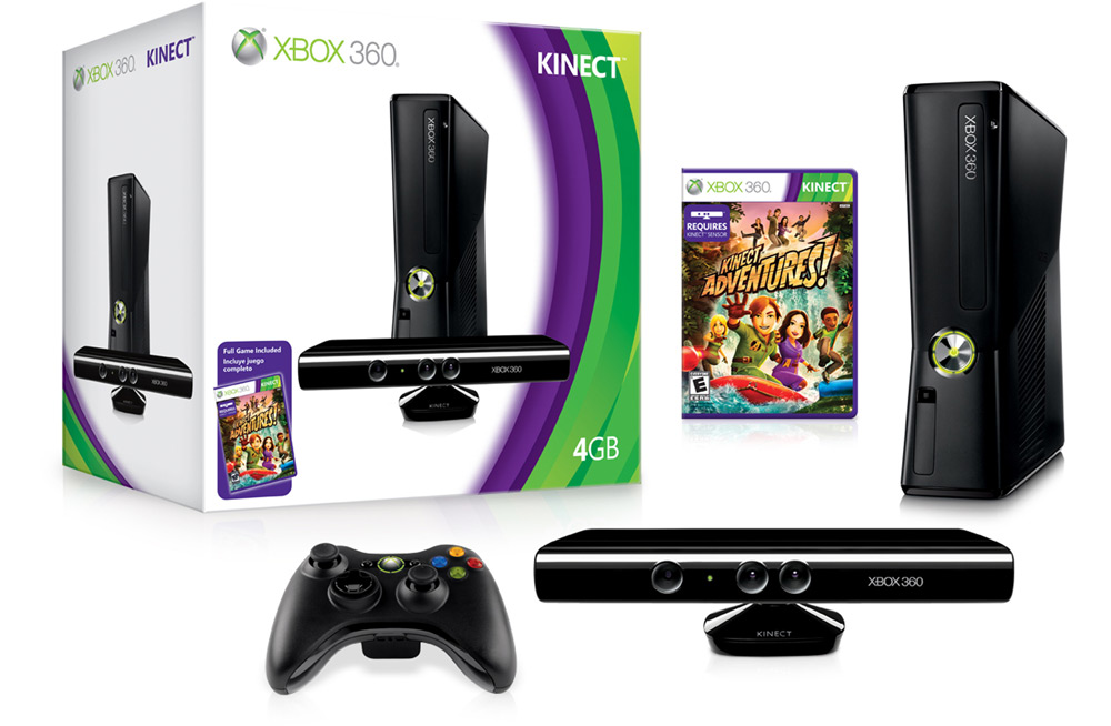 Obtain Xbox 360 Kinect offer for you