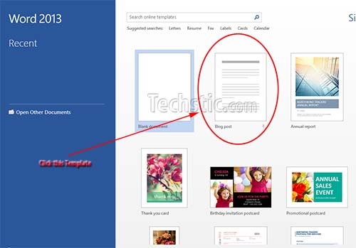 How to Publish Blog from Microsoft Word 2013 to WordPress