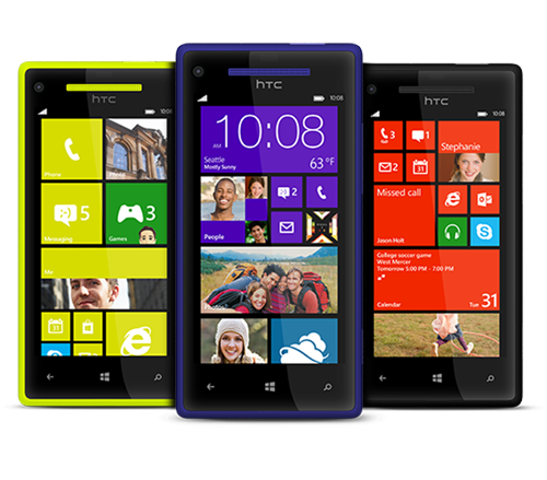HTC Windows Phone 8X Specifications