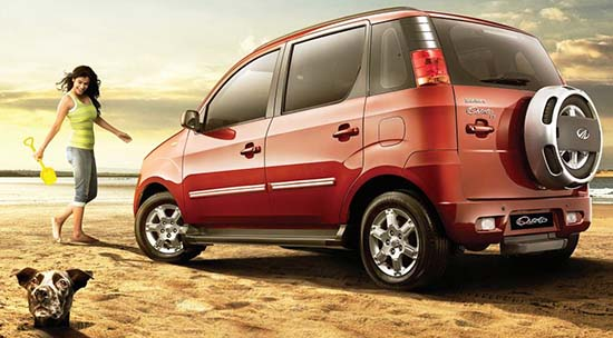 Mahindra Quanto Features