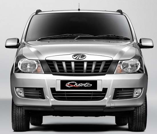 Mahindra Quanto Specifications