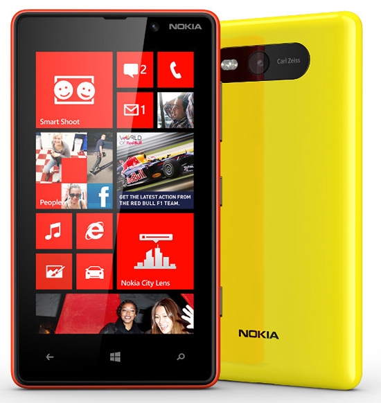 Nokia Lumia 820 Features