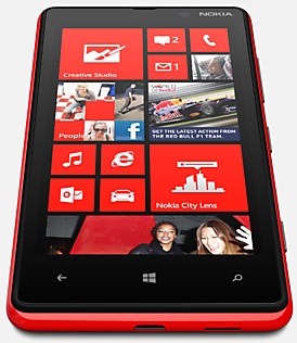 Nokia Lumia 820 price