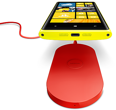 Nokia Lumia 920 Charging Nokia Lumia 920 Features and Specifications