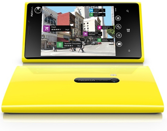 Nokia Lumia 920 Features