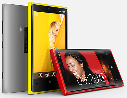 Nokia Lumia 920 Features and Specifications
