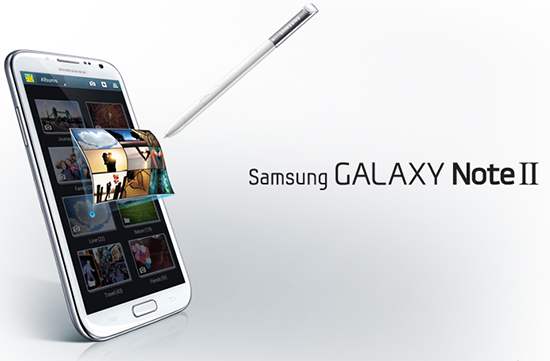 Samsung Galaxy Note II Features