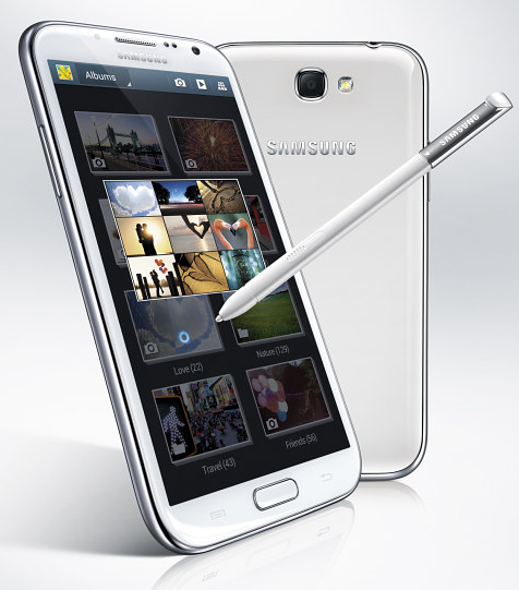 Samsung Galaxy Note II Features and Specifications