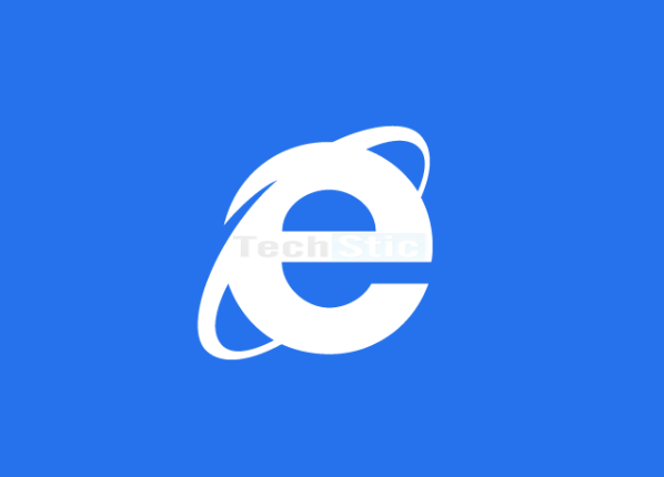 Metro Internet Explorer Tile