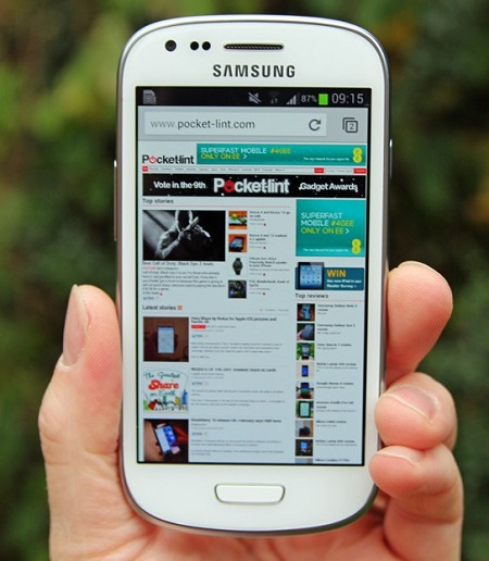 Samsung Galaxy S3 Mini Features and Specifications