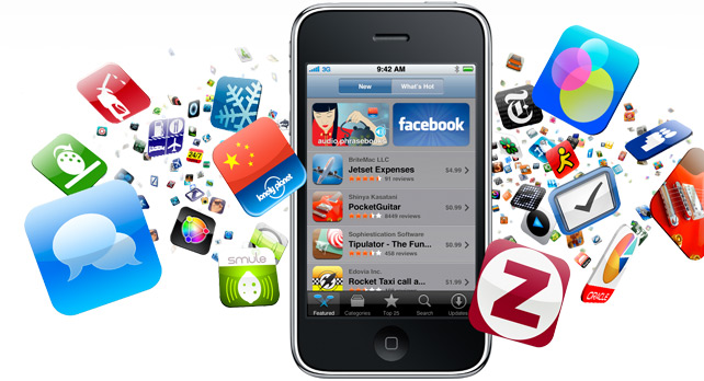 5 Apps for Jazzing up Your iPhone to Improve Your Business