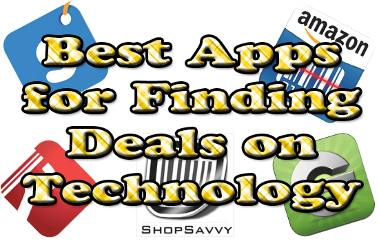 Best Apps for Finding Deals on Technology