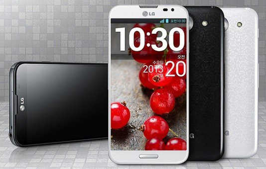 LG Optimus G Pro Price and Review
