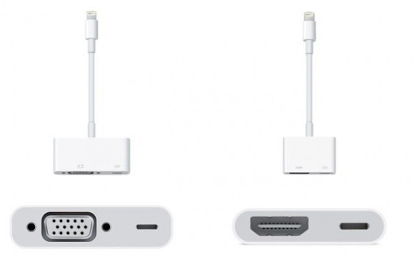 Connect Apple iPhone 5 to TV