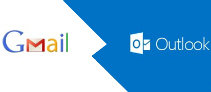 gmail vs outlook.com